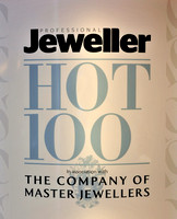 Professional Jeweller Hot 100 Party