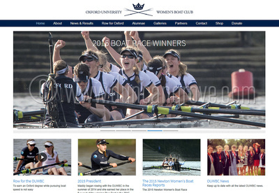 OUWBC home page.