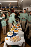 04.04.2014.  CUBC tea party to allow current crews to socialise with old Blues.