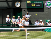 Wimbledon Tennis 03.07.2014 Day 10 2nd Thursday