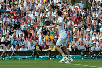 Wimbledon Tennis 27.06.2014 Day 5 1st Friday