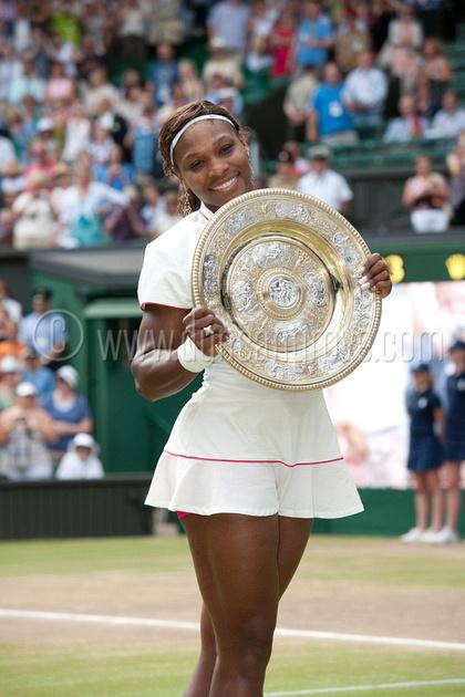 Serena Williams, Ladies