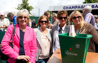 Wimbledon Tennis 28.06.2014 Day 6 1st Saturday