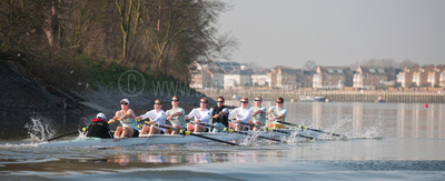 Oxford & Cambridge Universities Boat Race 2011