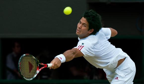 Fernando Verdasco, Wimbledon 2009.