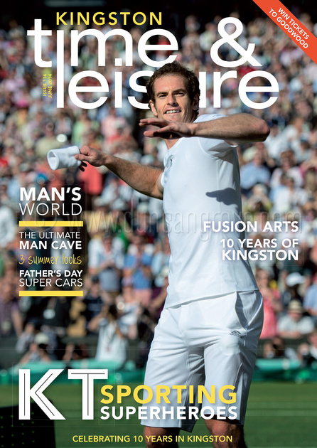 T&L June 14  Kingston cover
