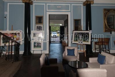 Duncan Grove tennis photography exhibition