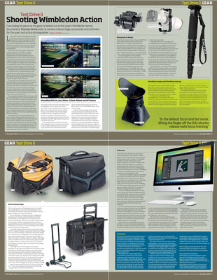 Nikon review article Part 2 Photo Pro December 2010